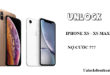 unlock iPhone XS XS Max Xr nợ cước